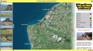 Evancy Trail Côte d'Opale en Pas-de-Calais 2021